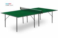 теннисный стол Start-Line Hobby зеленый
