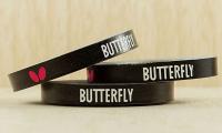 Торцевая лента Butterfly черн..