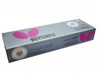 Мячи Butterfly G40+ 3* упаковка 12 шт