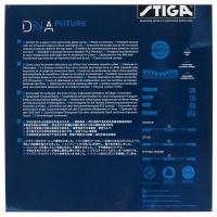Stiga DNA Future обратная сторона обложки