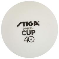 Мячи Stiga CUP белый
