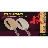 Andro WANOKIWAMI Midori DEF