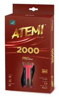 Ракетка ATEMI PRO 2000