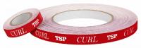 Торцевая лента TSP Curl красная