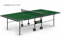 Теннисный стол для улицы Game Outdoor зеленый