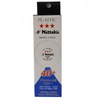 Мячи NITTAKU Nittaku SD 40+ 3*** ITTF