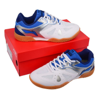кроссовки Li-Ning APTP003-1C Hawkeye синие с коробкой