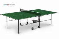 Теннисный стол Start-Line Olympic зеленый