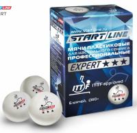 Мячи START LINE EXPERT 3*