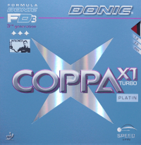 DONIC Coppa X1 Turbo