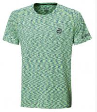 футболка Andro MELANGE зел.-синий