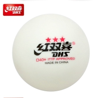 Мяч DHS 3* D40+