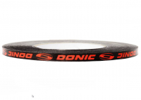 Торцевая лента DONIC Logo черная 50 м 9 мм