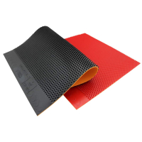 Hellfire X черная и красная