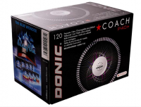 Мячи Donic 1* Coach P40+