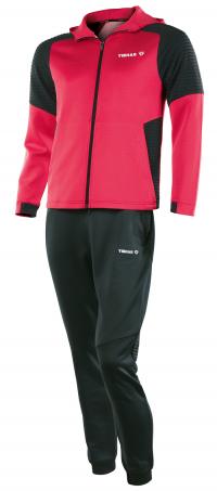 костюм Тибхар Про красный комплект