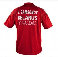 Tibhar Belarus спина