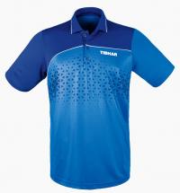 Tibhar Game Cotton Рубашка синяя