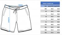 размер Tibhar MC шорты