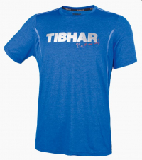 Tibhar Play Футболка синяя