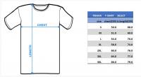 размеры футболки Тибхар Селект