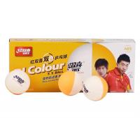 Мячи  DHS D40+ BiColor
