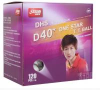 Мячи DHS D40+ 1* 120 шт