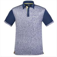 Рубашка Donic Melange-Pro синяя
