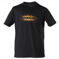 Футболка Donic Logo Promo черн.