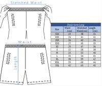 размеры шорты Loop