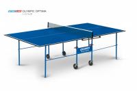 теннисный стол Olympic Optima синий