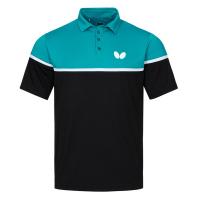 Рубашка Butterfly Kosay черная