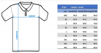 размеры рубашки Стига