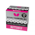 Мячи BUTTERFLY Training 40+120 шт