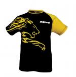 Футболка Donic Lion черн.
