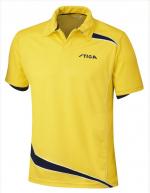 Рубашка Stiga Discovery желт.