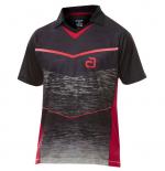 Рубашка Andro Minto красная