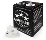Мячи Gambler P40+ 36 шт