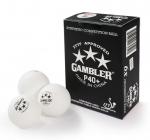 Мячи Gambler P40+ 3*