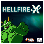 Накладка Hellfire X