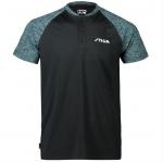 Рубашка Stiga Team черно-зел
