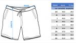 размеры шорт Tibhar TT-Flex