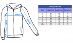 Tibhar World куртка размеры
