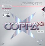 DONIC Coppa X3 Silver