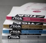 серия накладок Stiga DNA PLATINUM
