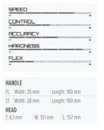 характеристики Joola CLASSIC CARBON