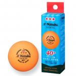 Оранжевые мячи NITTAKU