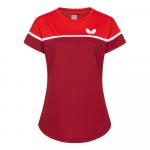 Рубашка Butterfly Kosay Lady красн