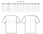 размеры рубашек Stiga
