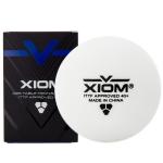 Мячи XIOM V 3* 40+ 6 шт.